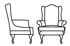 Canterbury Chair